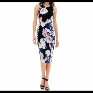 I Heart Ronson Floral Dress